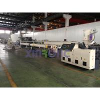 Buy cheap HDPE Hollow-wall Winding Pipe Extrusion Line from wholesalers