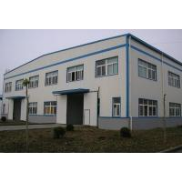 Buy cheap Precast steel structure building steel structure factory/simple construction and installation from wholesalers