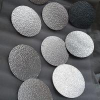 Buy cheap Orange Peel Embossed Aluminium Disc from wholesalers