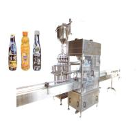 Buy cheap KNS-8 bottle filling machine from wholesalers