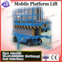 China Hydraulic wheel chair mobility access vertical platform lift with good price on sale