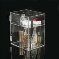 Buy cheap Square Acrylic Makeup Organizer with Drawers from wholesalers