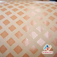 Buy cheap Insulation Paper Diamond Dotted Insulation Paper from wholesalers