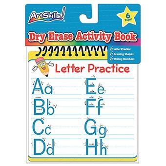 Buy Dry Erase Activity Book at wholesale prices