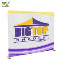 Buy Trade Show Exhibition Aluminum Backdrop Banner Stand at wholesale prices