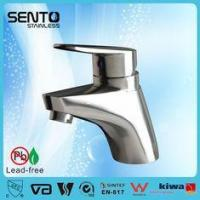 Quality Hot sales single lever basin faucet with 304 stainless steel for sale
