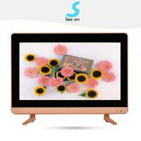 Quality Rose gold lovely shape LCD TV 18.5 21.522 Inch Cheap pric for sale