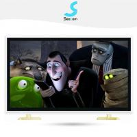Quality Low Price 24 Inch HD 1080P LED TV with Glass Panel for sale