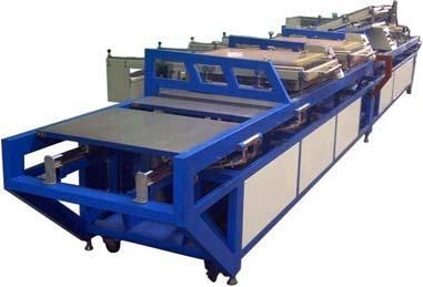 Buy TN65 mod. Flock production line at wholesale prices