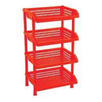 Buy cheap 4 Step Rack Pink from wholesalers