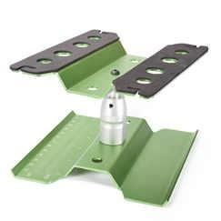 Buy DJX Alloy RC Car Stand with Rotating Plate for 1/8 1/10 Climbing Car Trucks Buggies at wholesale prices