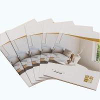 Quality Custom size catalogue printing booklet online brochure making for sale