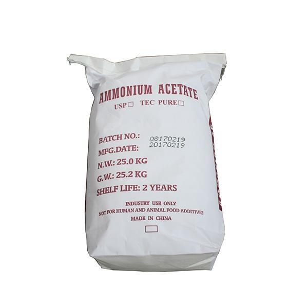 Buy AMMONIUM ACETATE at wholesale prices