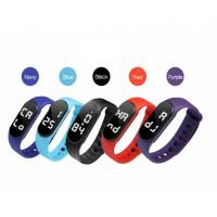 Quality Touch Screen Fitness Smartband Sport Wrist Watch for sale