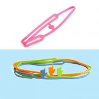 Quality Novelty Finger Point Bookmark Silicone Bookmark for sale