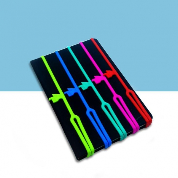 Buy Premium Quality Silicone Book Marker Book Mark at wholesale prices