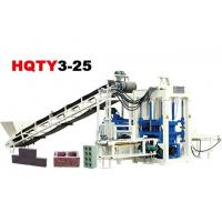 Buy cheap HQTY3-25 fully-automatic block making machine line from wholesalers