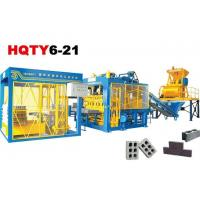 Buy cheap HQTY6-21 fully-automatic block making machine line from wholesalers