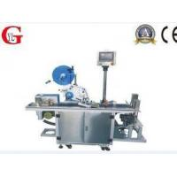 Quality Automatic top labeling machine for sale