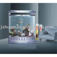 Quality Circle Acrylic Fish Tank for sale