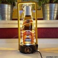 Buy cheap Ceres Strong Ale Beer Bottle Glorifier Display from wholesalers