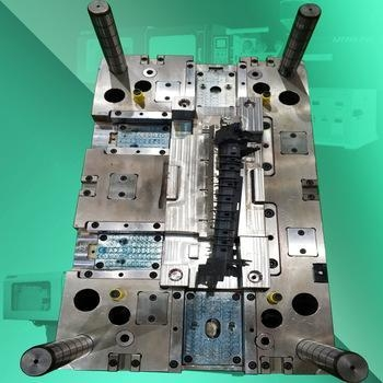 Buy Guide-Tray Left LM Mold, ABS+ PC Plastic mold design and maker at wholesale prices