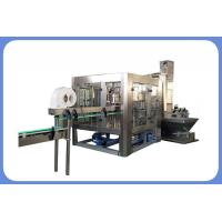 Quality Automatic soft drink sparkling production line carbonated drink filling machine for sale