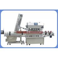 Quality bottle or jar lube oil and engine oil filling, capping and labeling machine line for sale