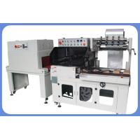 Quality XBL-4535+ XBS-4525 fully automatic L-type Sealing, Cutting and Shrinking for sale