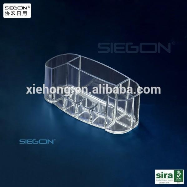 Buy Clear acrylic plastic pen holders, pen display stand at wholesale prices
