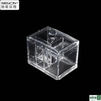 Buy cheap Acrylic crystal ice cup from wholesalers