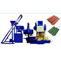 Quality Concrete roof tile making machine for sale