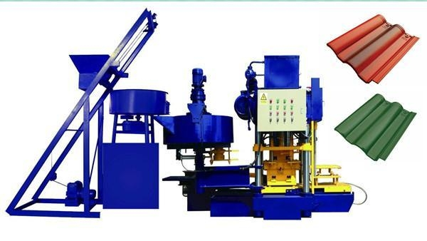 Buy Concrete roof tile making machine at wholesale prices