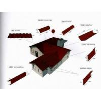 Buy cheap Building Materials Colorful Stone-Coated Metal Roofing Sheet from wholesalers