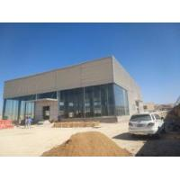 Buy cheap Construction Projects Hyundai Motor Showroom in Hargeisa from wholesalers