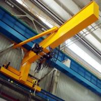 Buy cheap Wall Traveling Jib Crane from wholesalers