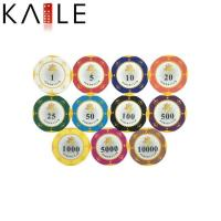 Quality toy series clay poker chip for sale