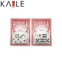 Quality toy series 15mm customized dice for sale