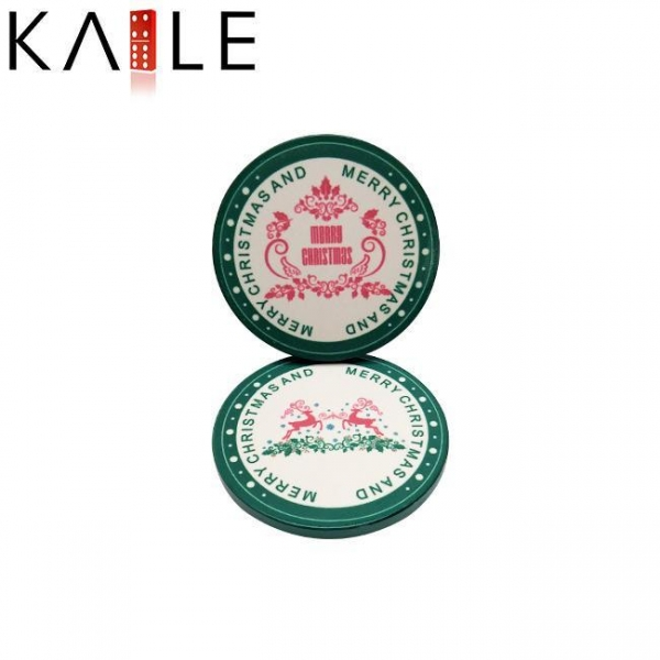 Buy toy series Christmas poker chip at wholesale prices