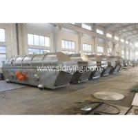 Quality ZLG Series Choline chloride Vibration Fluidized Bed Dryer for sale