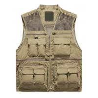 Men's Reversed Fishing Vest