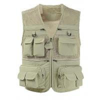 Quality Men's Wicking Fishing Vest for sale