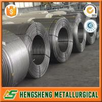 Quality Seamless Calcium Metal Cored Wire for sale