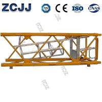 Tower Crane Mast Section Masts K40 Mast Section For Tower Crane Masts