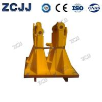 Buy cheap Tower Crane Bases Fixing Angle Bases Fixing Angles For L48A3 Mast from wholesalers