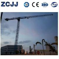 Buy cheap Tower Crane Topless 18Ton Tower Crane Flat Top from wholesalers