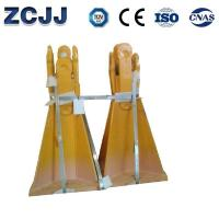 Buy cheap Tower Crane Bases Fixing Angle Bases Fixing Angles For M619A Mast from wholesalers