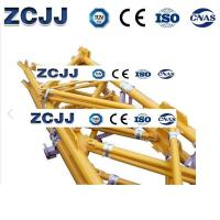 Buy cheap Tower Crane Bases Fixing Angle Bases Fixing Angles For R86 Mast from wholesalers