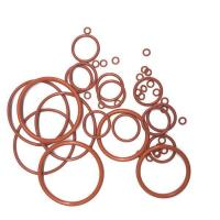 Quality Red Silicone O Rings for sale