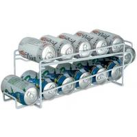 Quality Drink Displays White Beverage Can Rack - 12 Cans DSN12273 for sale